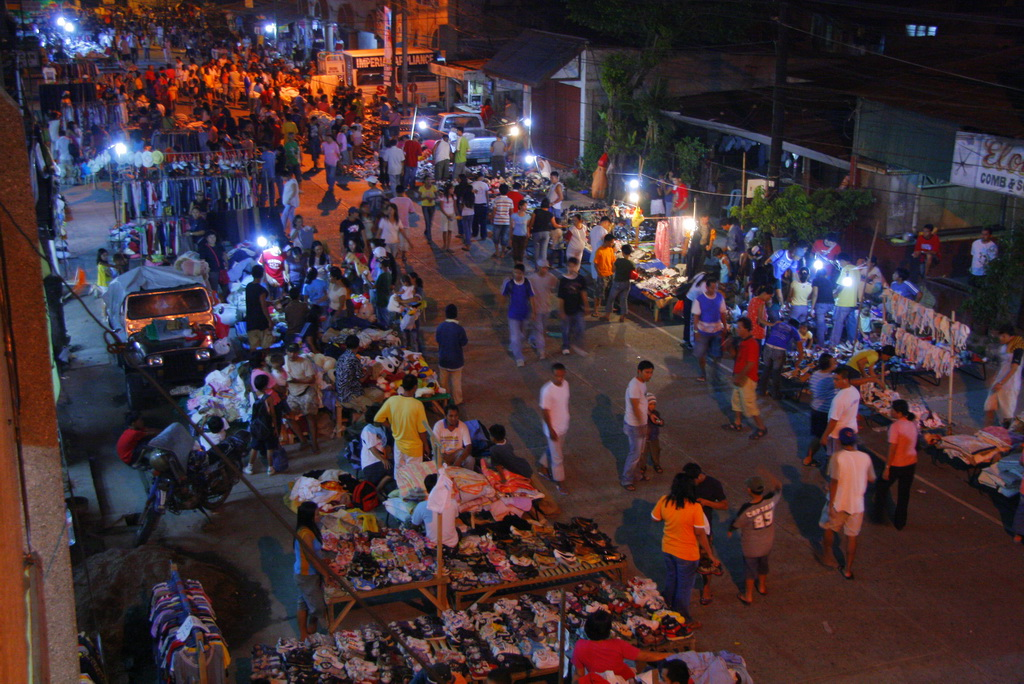 Tagum Night Market