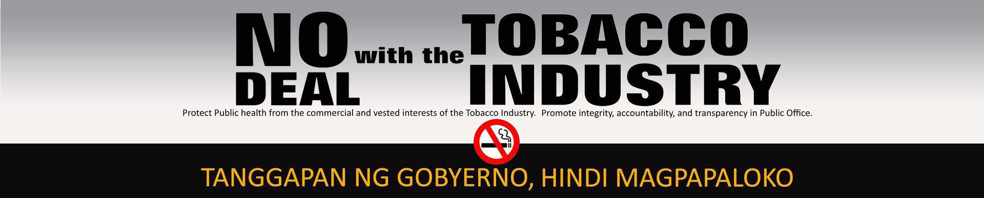 no deal tobacco industry 01